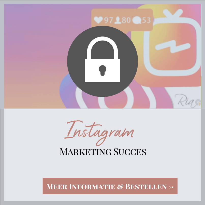 Instagram Marketing Succes